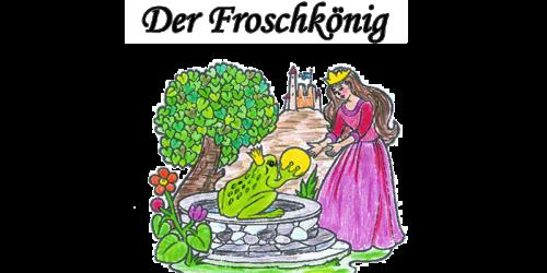 """Hetschburger Weihnachtsmärchenaufführung """"Der Froschkönig""""<br>am 13. 12. 2009"""
