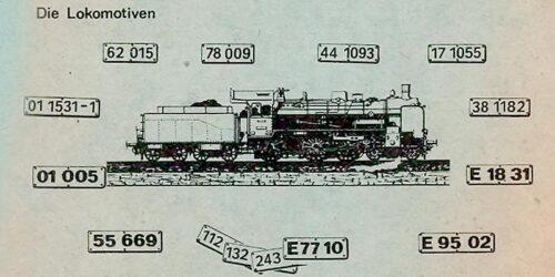 1985 - Große Fahrzeugausstellung<h6>auf dem Gelände des Traditionsbahnhofs Erfurt West</h6>