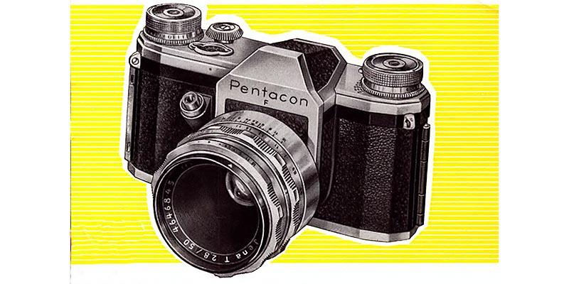 1957-PENTACON F