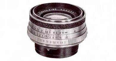 1958-Carl Zeiss Jena-FLEXON 50mm