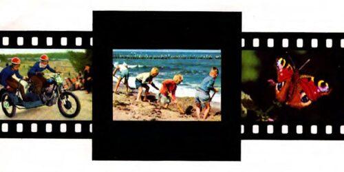 1963-VEB Filmfabrik Wolfen - ORWO COLOR
