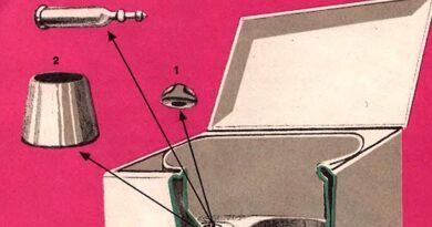 1965-Waschmaschine PEREX EM 370-K
