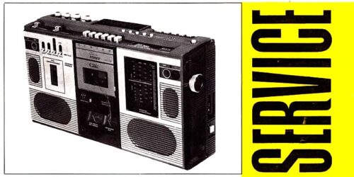 1981 - SERVICE SKR 500