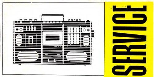 1983 - SERVICE SKR 501