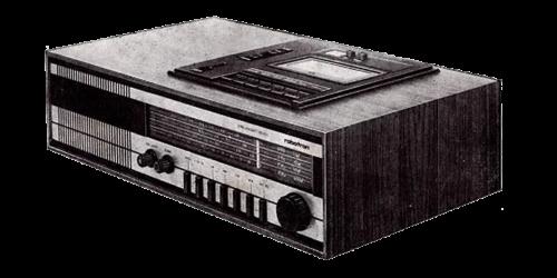 1985 - Service - Anleitung Strelakassette RR2201
