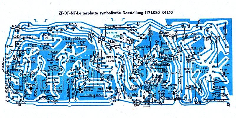 1969-VEB Fernsehgerätewerke Stassfurt - Fernsehservice
