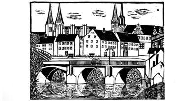 Linolschnitte Merseburg