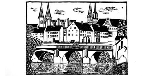 1975 (ca) - Merseburger Linolschnitte