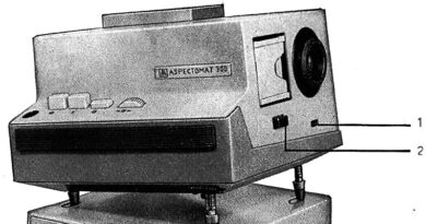 1963-Bedienungsanleitung ASPECTOMAT 300