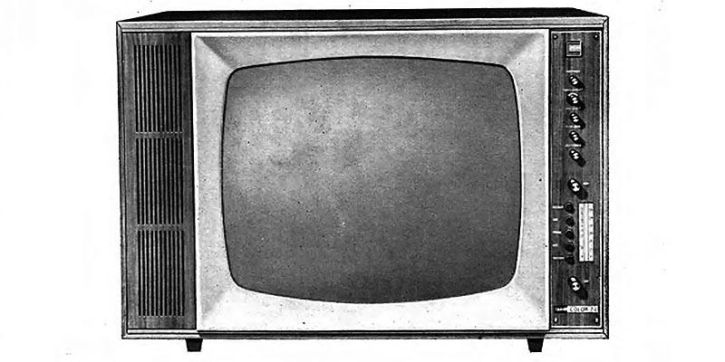 1969-VEB Fernsehgerätewerke Stassfurt - Informationen