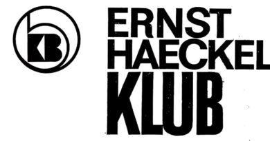1975-Veranstaltungen Ernst Haeckel Klub