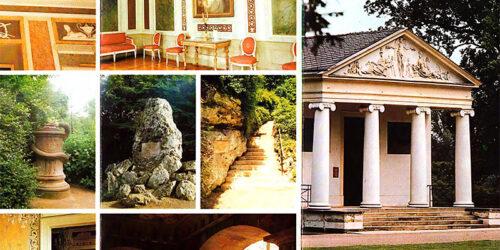 1980 - Das Römische Haus im Park an der Ilm
