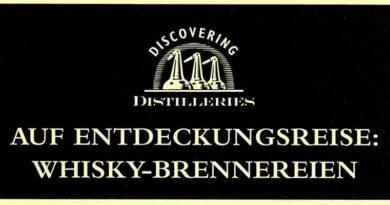 2000-Auf Entdeckungsreise-12 Scotch Malt Whisky Brennereien