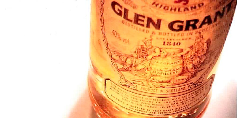 2000-Glen Grant - Distillery And Garden