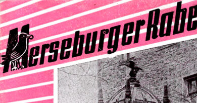 1955-Veranstaltungsplan Merseburg