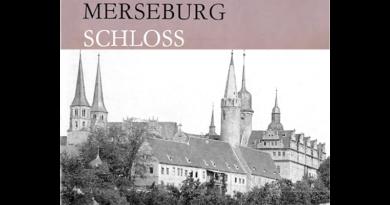 1986-Merseburg - Walter Saal - Schloss