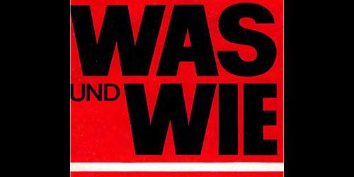 1980 - WAS und WIE 5/80